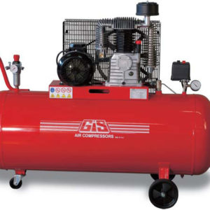 Air Compressor & Air Dryer