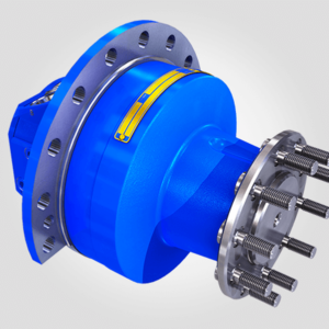 Hydraulic Motors (Radial Piston Motor)