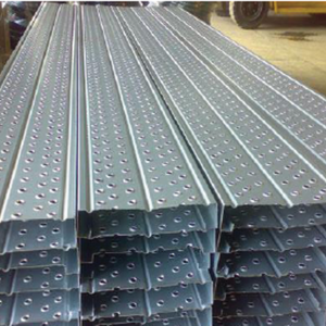 SCAFFOLDING PRODUCTION